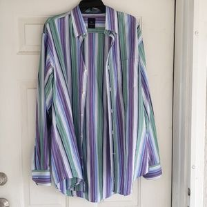 1930 Tailorbyrd Mens Long Sleeve Shirt. Size XL